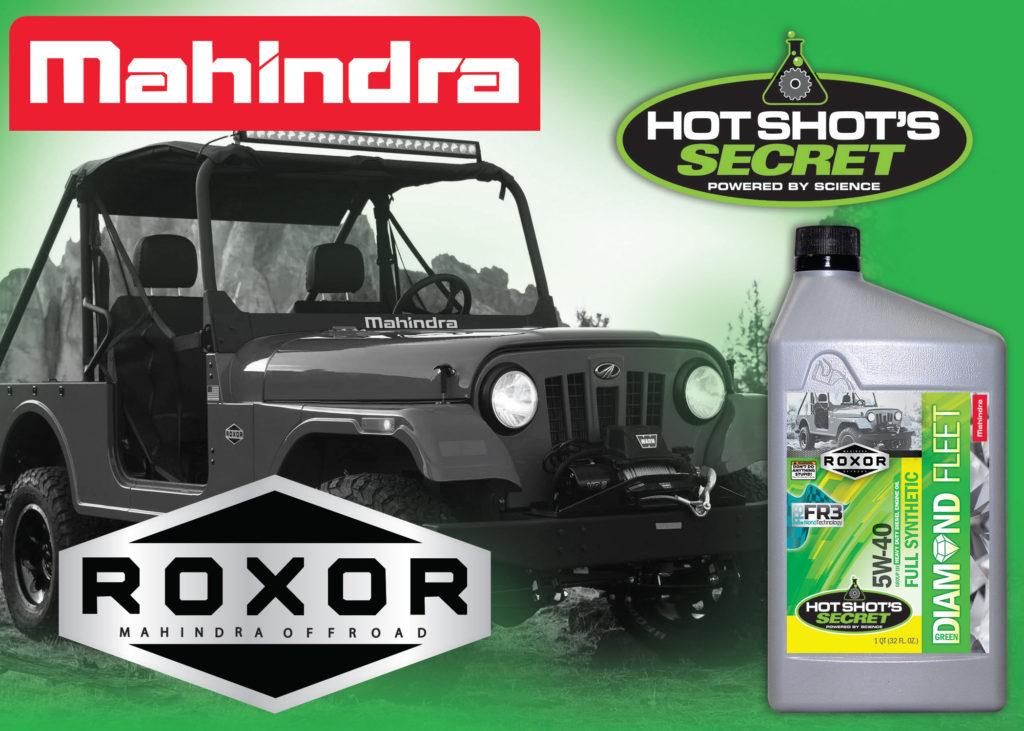 Hot Shot's Secret 100 % Synthetic Green Diamond Engine Oil